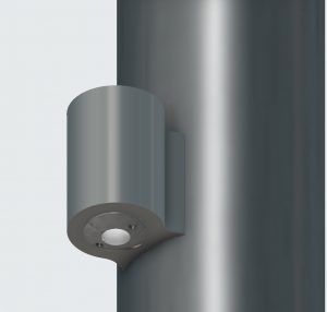 INSERT Post mounting options - welded