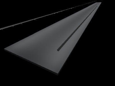Pier Lighting Photometric Simulation