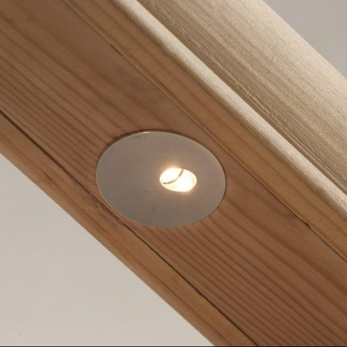 Wood handrail INSERT Asymmetric